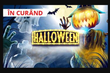 saptamana halloween